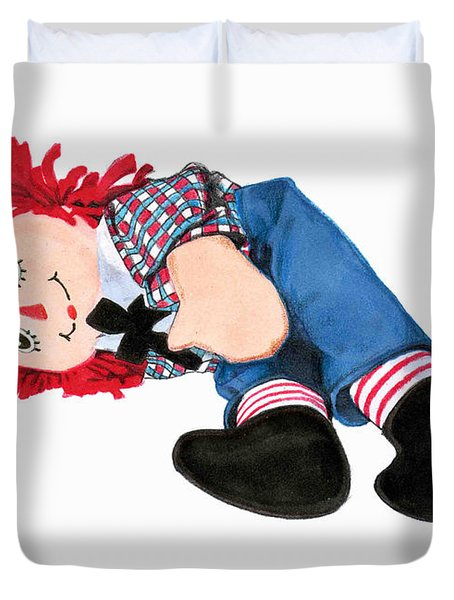 Raggedy Andy Duvet Cover