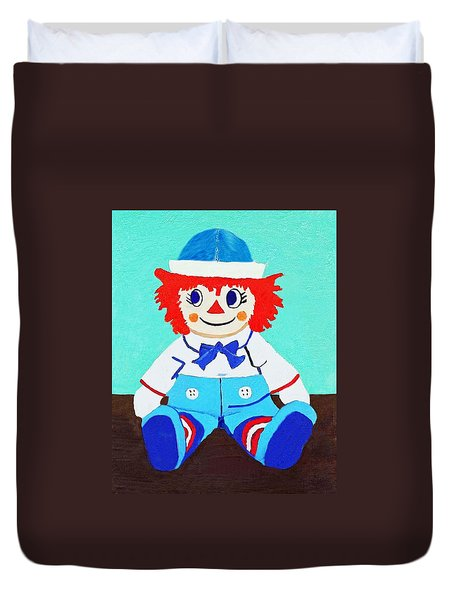 Raggy Andy II Duvet Cover