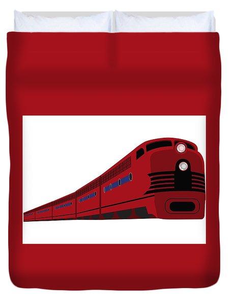 Rail Duvet Cover