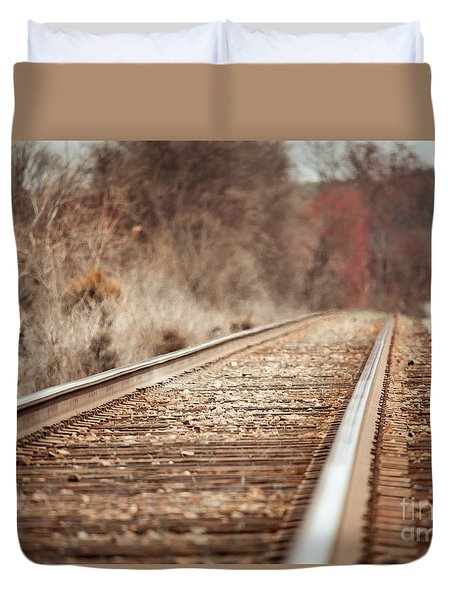 Rails Duvet Cover