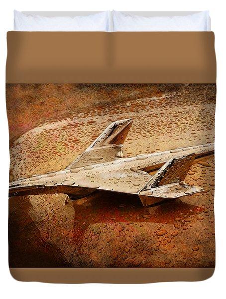 Rain Bird Duvet Cover by Greg Sharpe