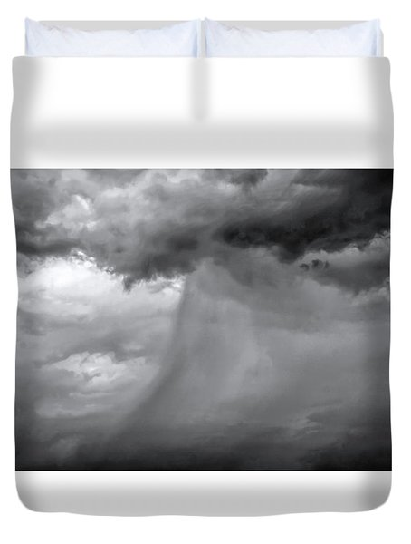 Rain Cloud Duvet Cover