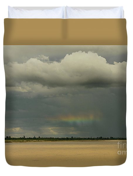 Rainbow Magic Duvet Cover