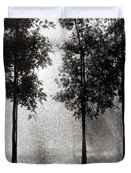 Rainshower Duvet Cover