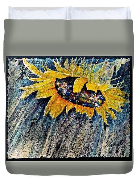 Rainswept Duvet Cover by Carolyn Rosenberger