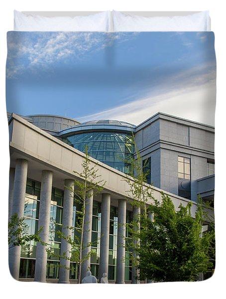 Ralph L. Carr Colorado Judicial Building, Colorado Supreme Court Duvet Cover