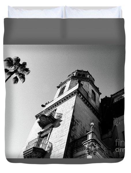 California Castle Duvet Cover