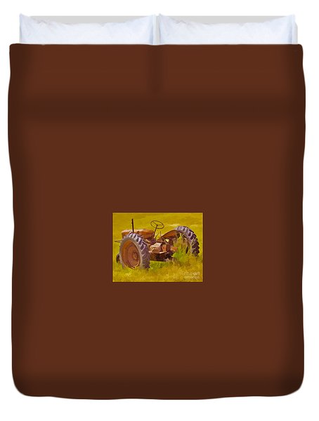 Ranch Hand Duvet Cover