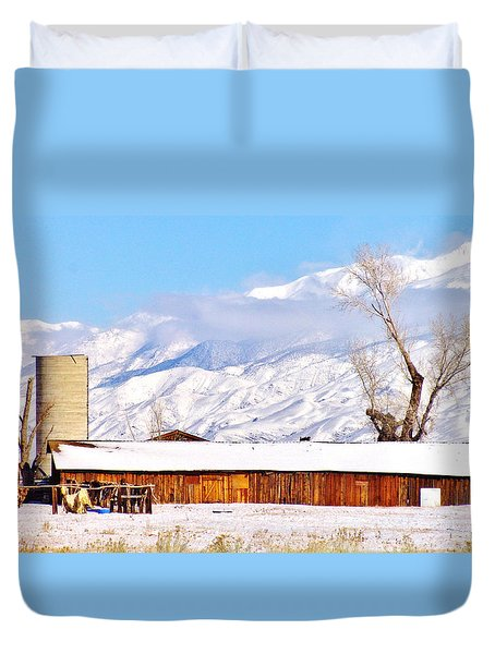 Ranchstyle Duvet Cover