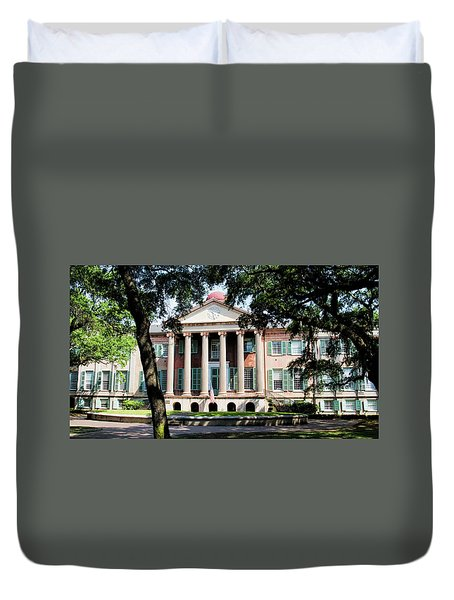 Randolph Hall Duvet Cover