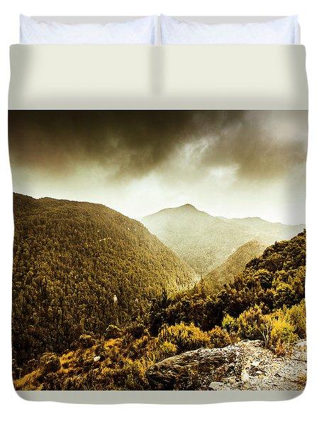 Range Of Scenic Country Duvet Cover