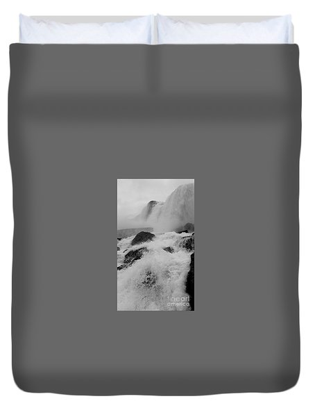 Rapid Stream Duvet Cover