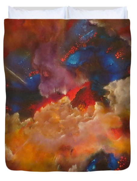 Rapture Duvet Cover