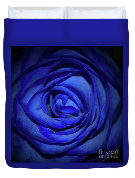 Rara Complessita Duvet Cover by Diana Mary Sharpton