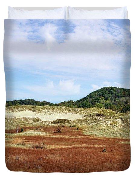 Rare Ecosystem Duvet Cover