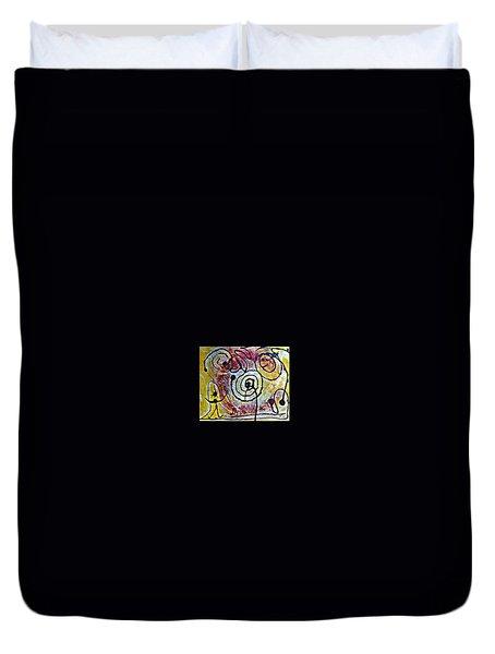 Rattle Duvet Cover