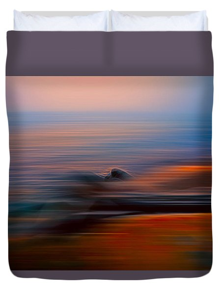 Rayleigh Duvet Cover