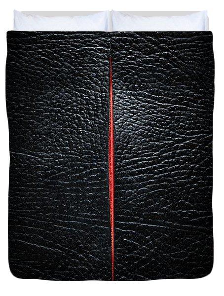 Razor Cut Duvet Cover