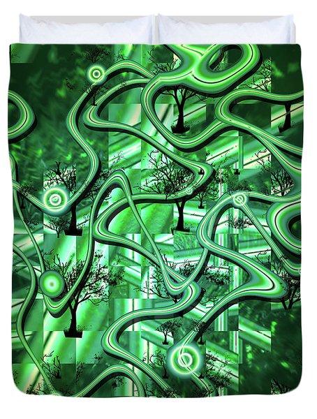 Re-green Evolution Duvet Cover