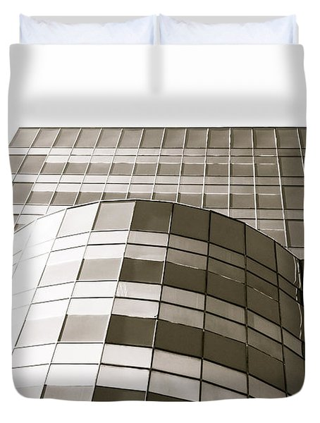 Reach For The Sky Duvet Cover by Wade Brooks