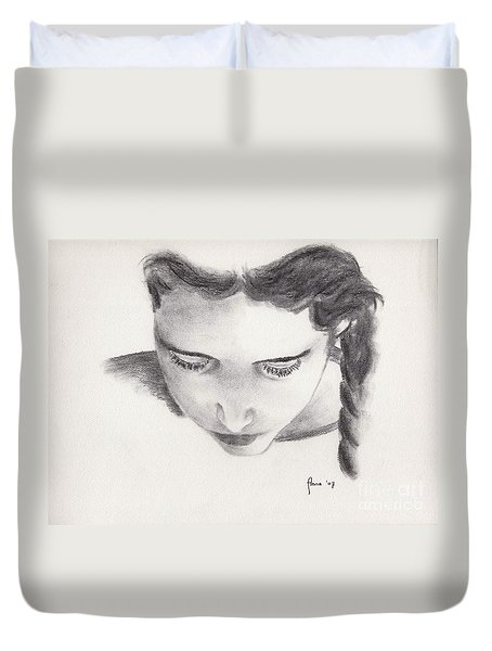 Reading Duvet Cover