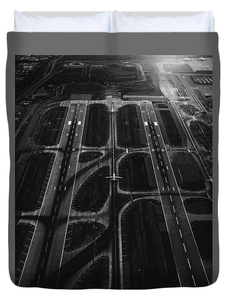 Ready For A Take Off  Duvet Cover