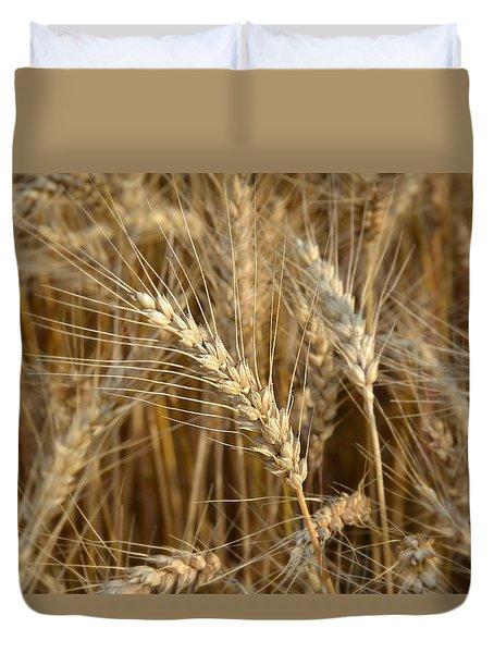 Ready For Harvest Duvet Cover