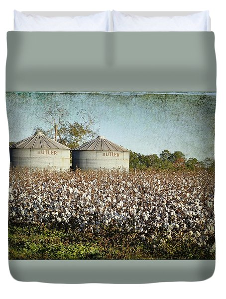Ready For Harvest Duvet Cover