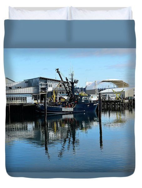 Ready For Launch Duvet Cover