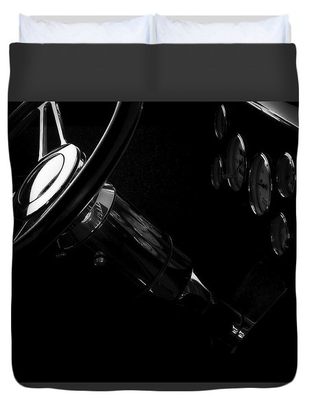 Ready To Cruise Duvet Cover