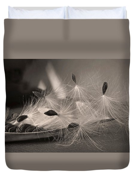 Ready To Fly Duvet Cover by Deborah Smith