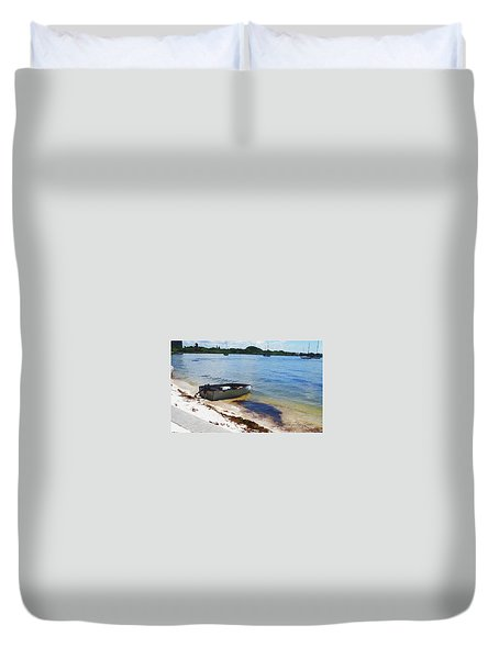 Ready To Go Duvet Cover