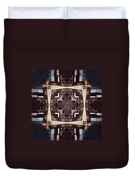 Real One Duvet Cover by Jorge Ferreira