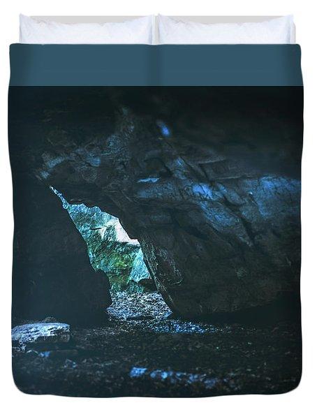 Realm Of The Storyteller Duvet Cover