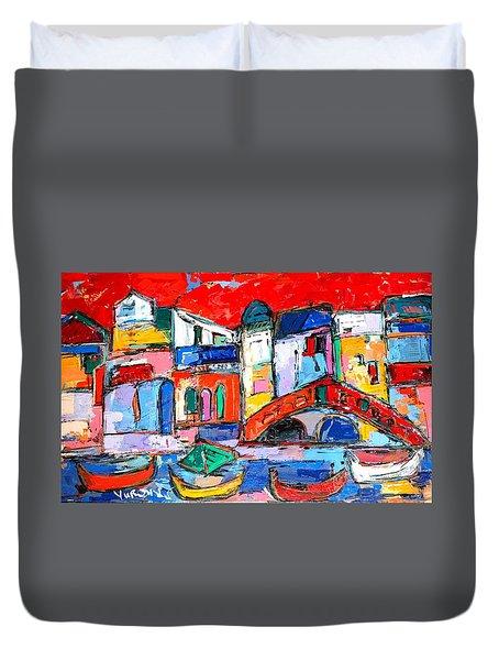 Rialto Venice Duvet Cover