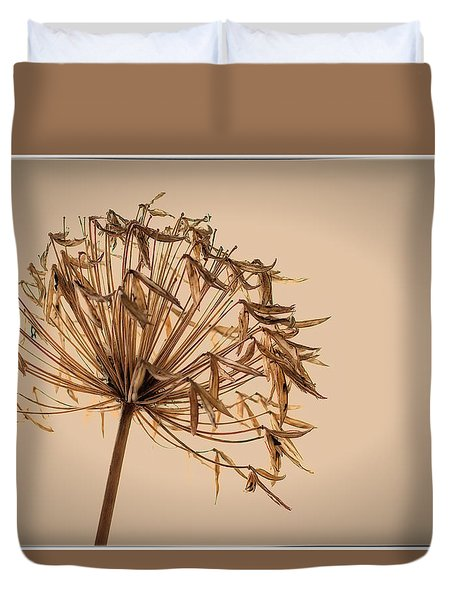 Reap What You Sow Duvet Cover