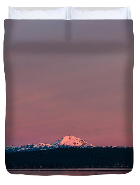 Reason To Get Out Of Bed Duvet Cover