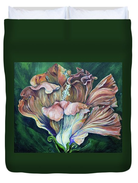 Rebirth Duvet Cover