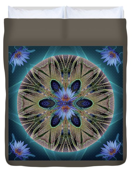Rebirth Rising Duvet Cover