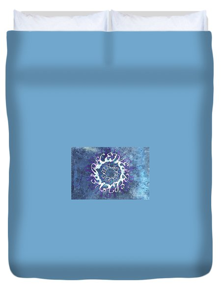 Receive And Believe 1 Duvet Cover
