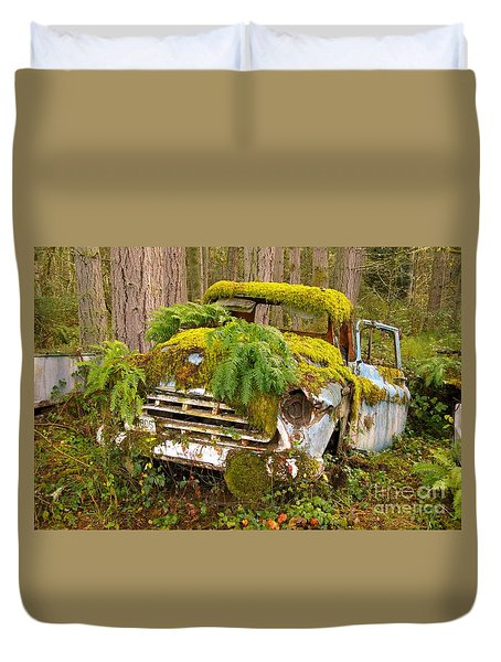 Reclamation Duvet Cover