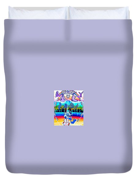 Recovery Works Duvet Cover