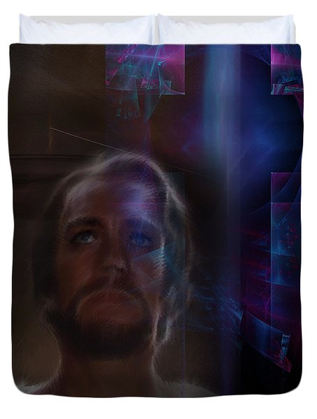 Redeemer Duvet Cover