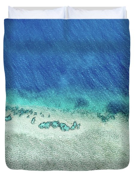 Reef Barrier Duvet Cover