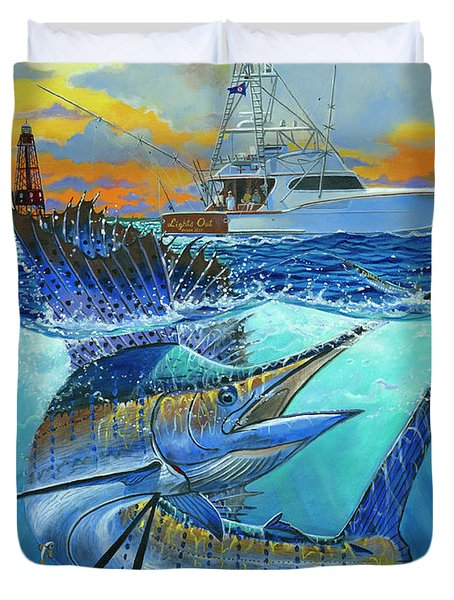 Reef Cup 2017 Duvet Cover