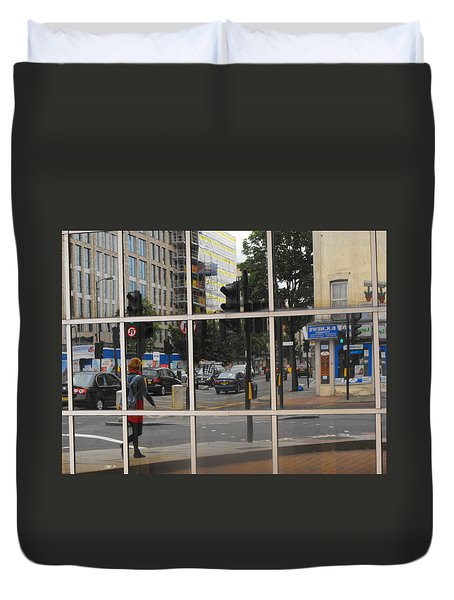 Refection Arsenal 02 Duvet Cover