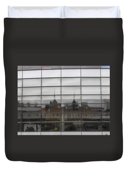 Refection Arsenal 04 Duvet Cover