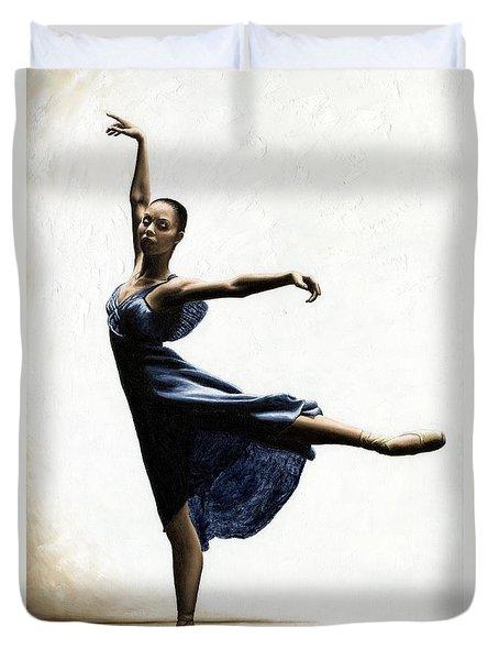 Refined Grace Duvet Cover