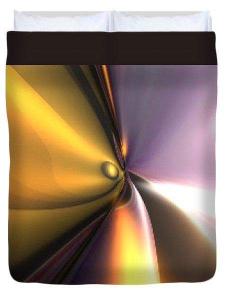 Reflect Duvet Cover