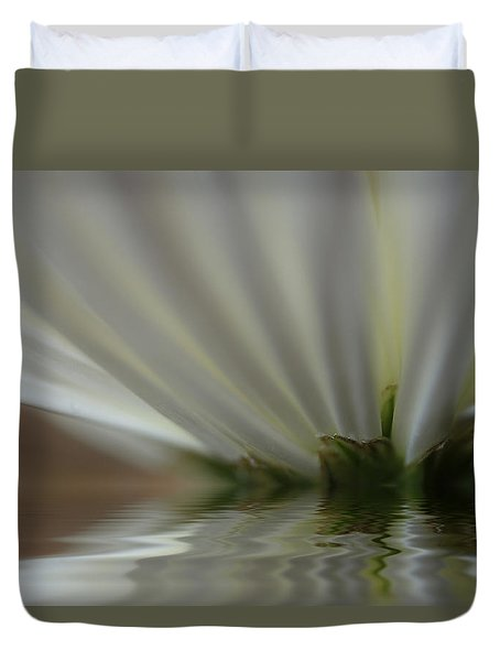 Reflecting Duvet Cover